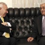 Margallo en Palestina