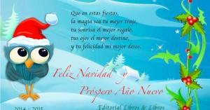 felicitacion navidiega