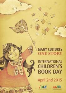 Cartelu Día del Llibru 2015