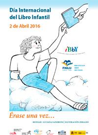 Dia internacional del llibru infantil