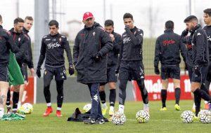 Abelardo y el Sporting